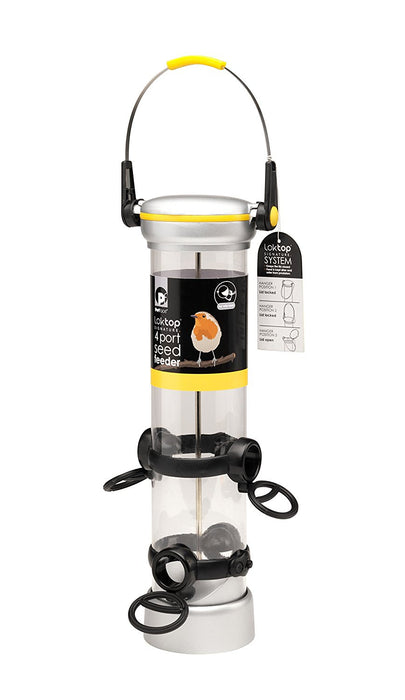 Petface Signature Loktop Port Seed Feeder