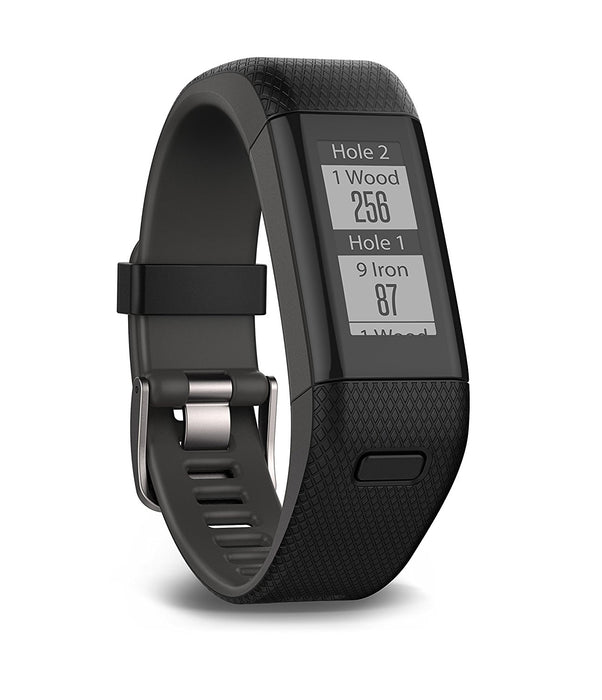 Garmin Approach X40 GPS Golf Watch and Activity Tracker - Black/Grey