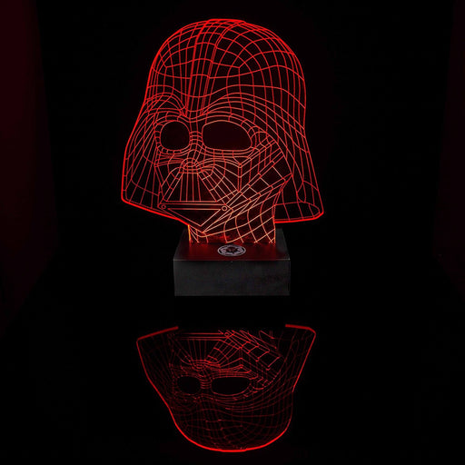 Star Wars Darth Vader Light, Plastic, Multi/colour,