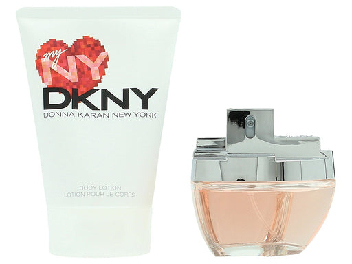 Donna Karan MYNY Set Woman Eau de Parfum Spray 50 ml, Bodylotion 100 ml