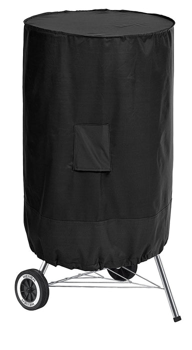 Gardman cover for kettle grill, black