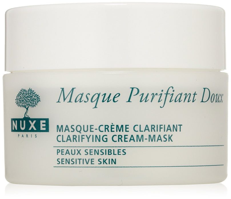 Nuxe Gentle Purifying Cream-Mask with Rose Petals 50ml