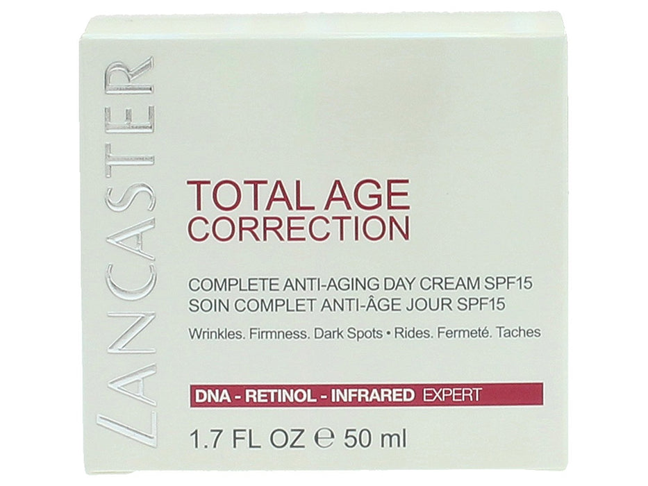 TOTAL AGE CORRECTION complete day cream 50 ml