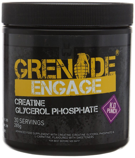 Grenade Engage 285 g K.O. Punch Flavour