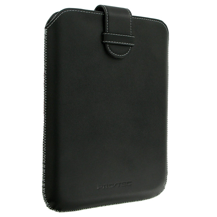 Pro-Tec Executive Leather Slip Case Pouch for Amazon Kindle 3 - Black