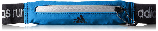 Adidas Run Belt - Black/Grey/EQTAZU/NEGRO/GRIS, Normal Size