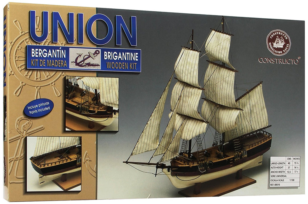 Union Constructo Universal Kit