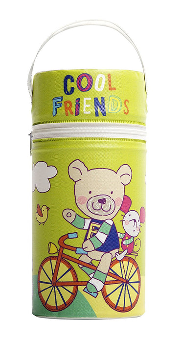 Rotho Babydesign Cool Friends Isolated Traveller Box for Wide Neck Bottles