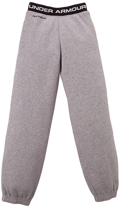Under Armour Fitness EU Transit Boys' Pants, Boys', Fitness - Hose und Shorts EU Transit Pants, True Gray Heather, L