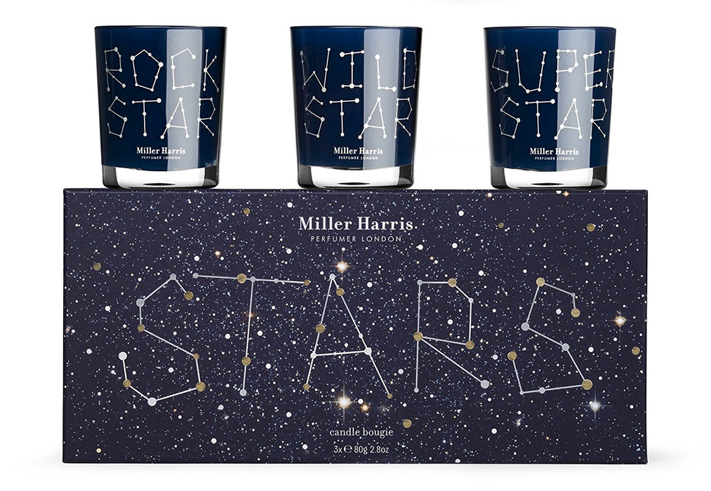 Miller Harris Stars Candle Votive Set