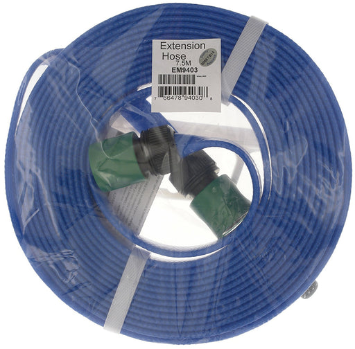 Whale Aqua Source Extension Hose - Blue, 7.5 m