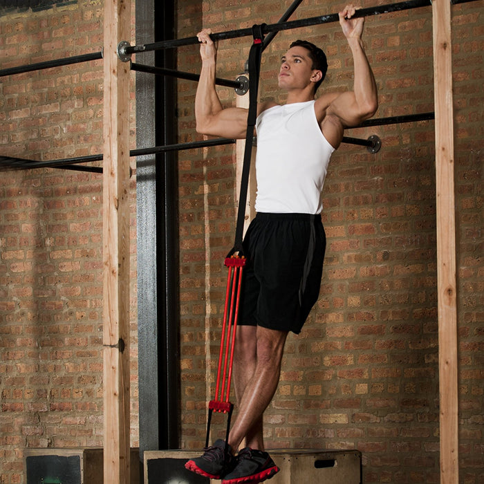 Lifeline Pull Up Revolution Fitness Trainer - Black