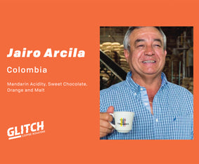 Jairo Arcila Colombia Single Origin