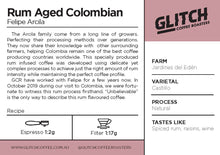 Rum Aged Colombian