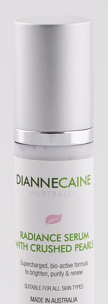 FREE Radiance Serum with Crushed Pearls 5ml Sample - Dianne Caine Australia