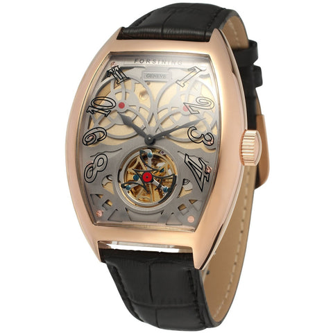 GLADIATOR RENAISSANCE Men's 21-Jewels Automatic Movement Chronograph