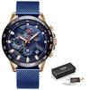 GLADIATOR Legionaire Quartz  Mens Watch