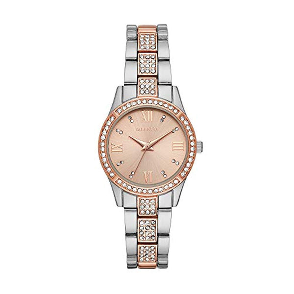 GLADIATOR VALLETA Women's Two-Tone Alloy Watch