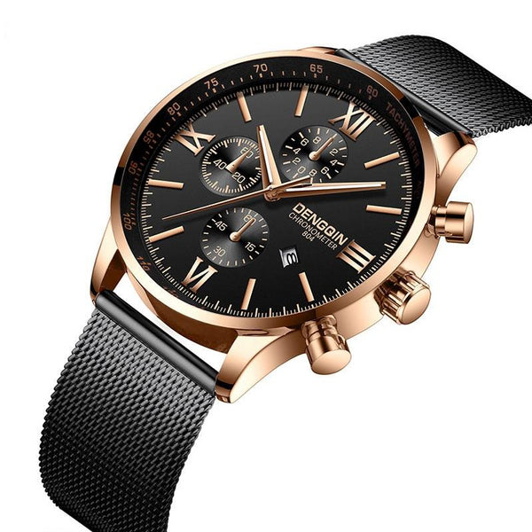FREE Gladiator PUGIO Elegant Business Watch