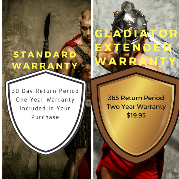 Gladiator Extended Warranty
