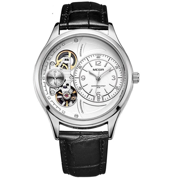 GLADIATOR JUSTUS Tourbillon Business Executive Chronograph