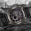 GLADIATOR AUDMAR Automatic 21 Jewels Mechanical Watch With Scratch Resistant Sapphire Crystal Window