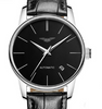 GLADIATOR ULTRA Casual Men's Auto Self-wind Ultra-thin Watch with Genuine Leather Strap