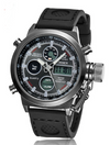 GLADIATOR ASSASSIN Dual Display Sports Men's Watch with Alarm, Stop Watch and Auto Date