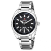 GLADIATOR LANCE Men's Sports / Army Stainless Steel Watch with Full Calendar