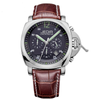 GLADIATOR ROMULUS Men's Square Watch with Luminous Hands and Chronometer