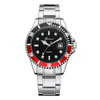 GLADIATOR VALIANT Stainless Steel Business Sport Watch with Complete Calendar