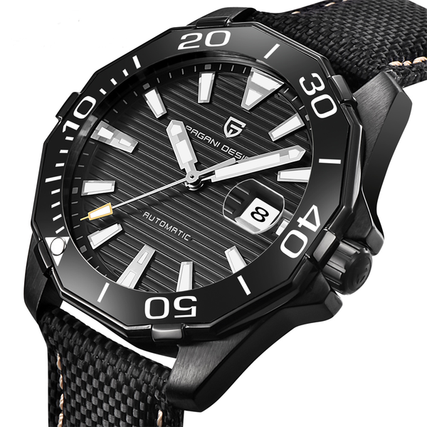 GLADIATOR CRIXUS Automatic Casual / Business / Sporty Mens Watch with Calendar and Bold Appearance
