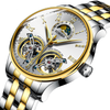 GLADIATOR GALAXY Genuine Swiss Men's Automatic Self-wind All Steel Luminous Watch