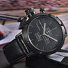 GLADIATOR QUADRATUM Unique Innovative Sport Design and Multifunction Quartz Men's Watch