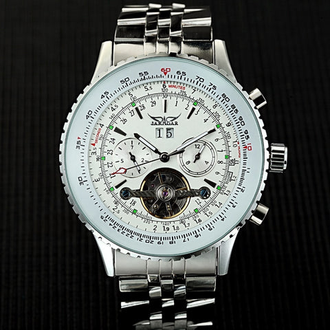 GLADIATOR SUPREME Automatic Mechanical Watch With Shock Resistance And Auto-Calendar