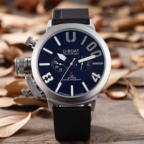 GLADIATOR U-BOAT Military Rugged Men's Watch
