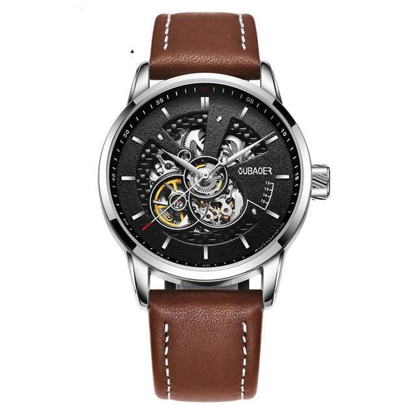 GLADIATOR APOLLO Hollow Skeleton Mechanical Watch