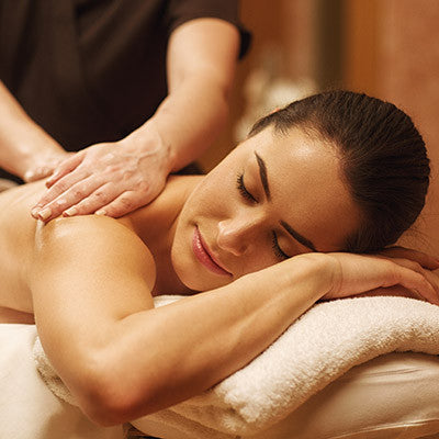 EDEN - 60MIN AROMATIC BLISS MASSAGE
