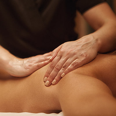 MUSCLE DE-STRESSOR MASSAGE