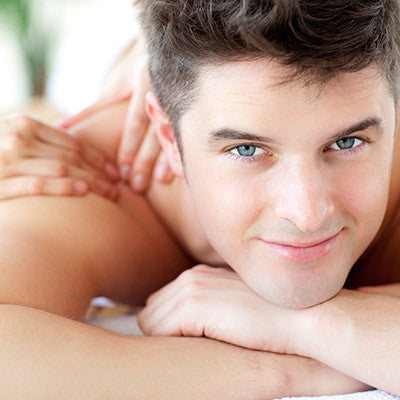 man massage at montra spa surry hills
