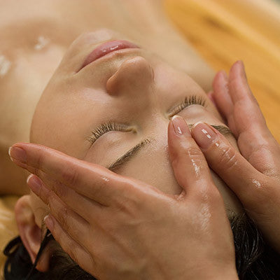 indian head massage at montra spa surry hills