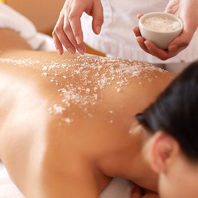 CALMING SALT BODY POLISH