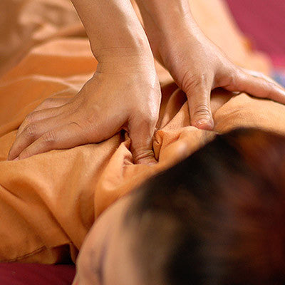 SEATED THAI MASSAGE