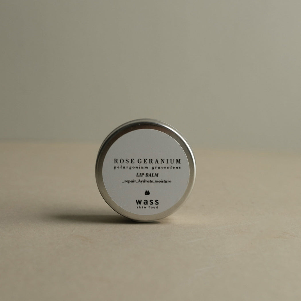 LIP BALM |  ROSE GERANIUM
