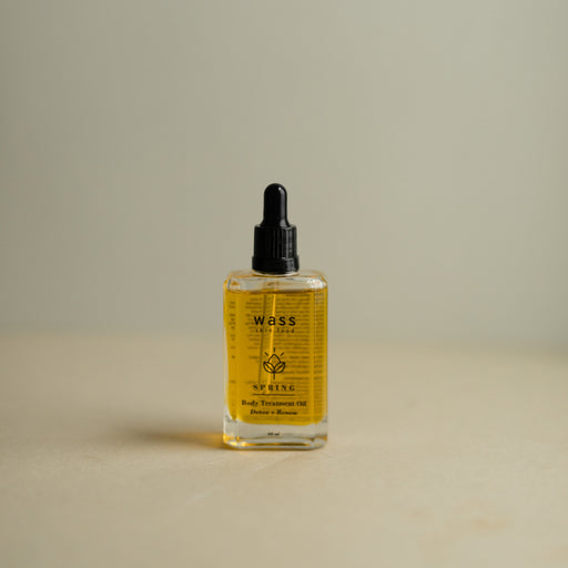 DETOX & RENEW BODY TREATMENT OIL | SPRING