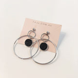 BE GEMMED  EARRING - G19