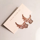BE GEMMED  EARRING - G07