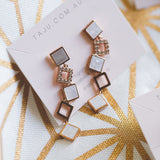 BE GEMMED  EARRING - G20