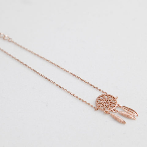 BE JEWELLED DREAMCHACHER NECKLACE-36