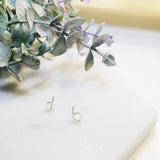 BE SILVER  EARRING - S21